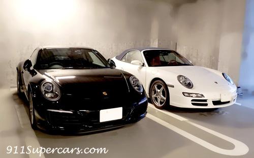 Porsche911 Carrera ポルシェ911 カレラ 991後期 991.2 997 カブリオレ