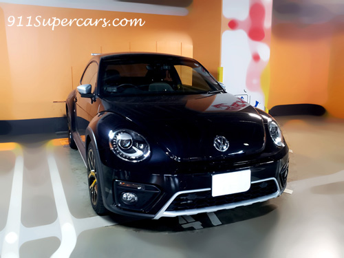 Volkswagen VW Beetle DUNE フォルクスワーゲン ビートル デューン