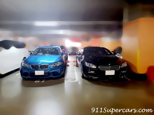 BMW 650i msport M2