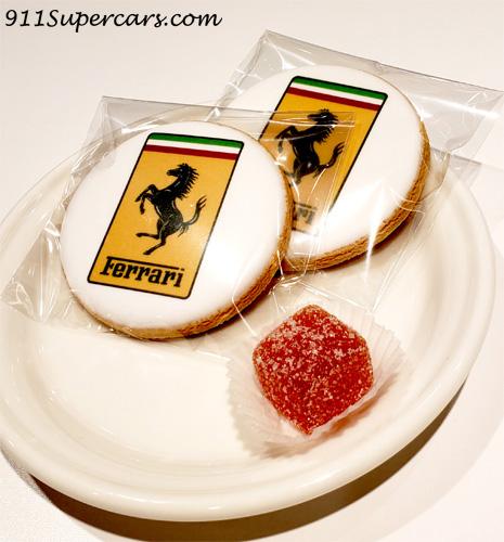 Ferrari Cookie フェラーリクッキー