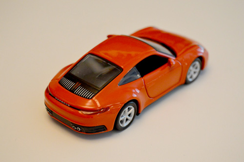 Porsche911 992 CarreraS Modelcar ポルシェ992 カレラS モデルカー ミニカー 1:43 1/43 Maisto ラバオレンジ