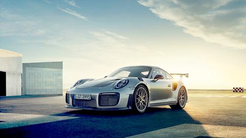 Porsche911 PorscheGT2RS ポルシェ911 ポルシェGT2RS GTシルバーメタリック