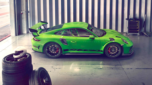 Porsche911 GT3RS ポルシェ GT3RS 991