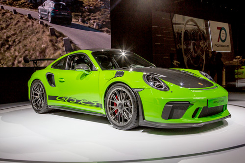Porsche911 GT3RS ポルシェ GT3RS 991 リザードグリーン