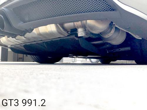 ポルシェ GT3 991.2 ディフューザー