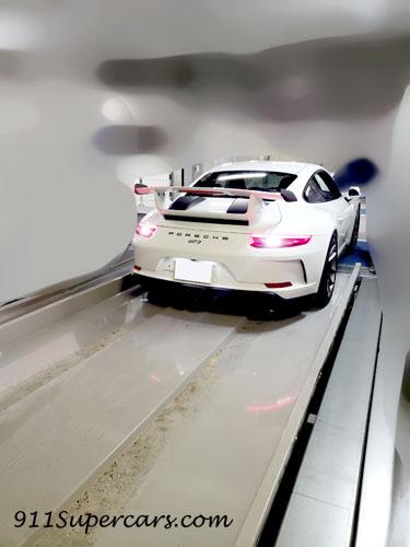 ポルシェ GT3 991後期 991.2
