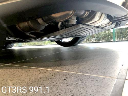 ポルシェ GT3RS 991前期 991.1 ディフューザー