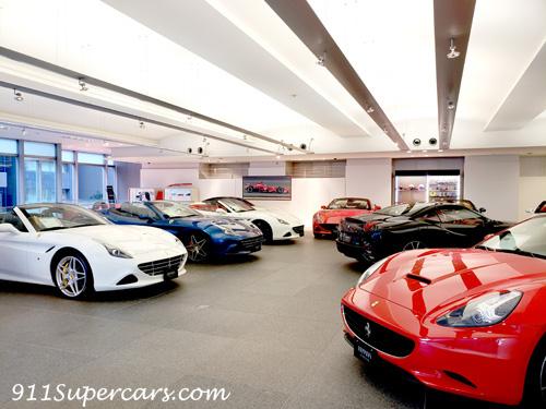 Ferrari CORNES フェラーリ コーンズ フェラーリディーラー