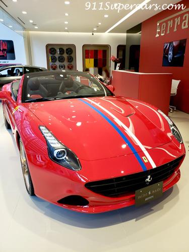 Ferrari CORNES CaliforniaT フェラーリ コーンズ カリフォルニアT