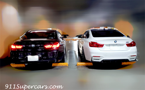 BMW 650i M4