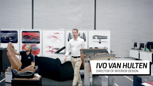 イヴォ・ファン・フルテン Ivo Van Hulten Porsche ポルシェ