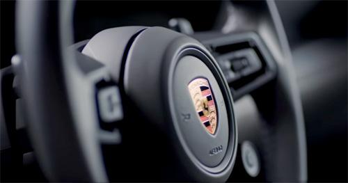 porsche911 porsche992 最新911 992インテリア 992内装 ポルシェ911 ポルシェ992 ステアリング ハンドル