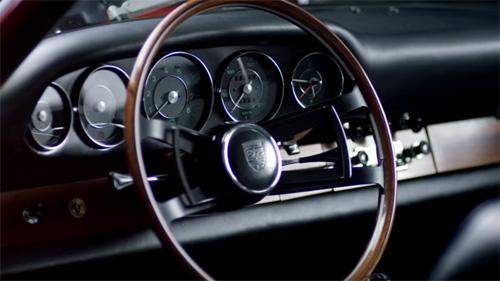 空冷911 ポルシェ タコメーター 計器