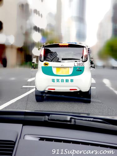 ヤマト運輸 電気自動車