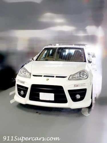 Porsche Cayenne ポルシェ カイエン 改造 カスタマイズ チューニング